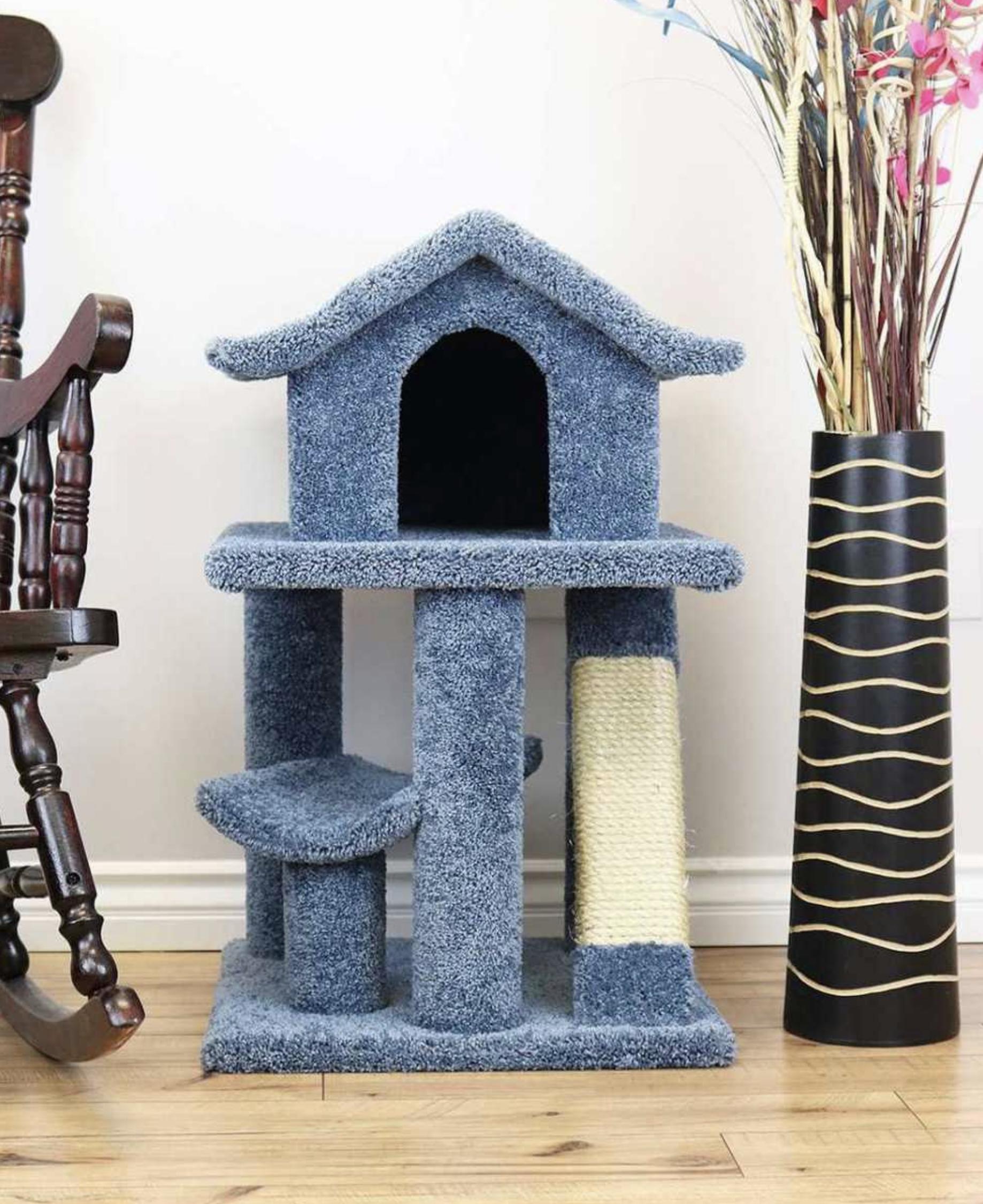 pagoda cat tree