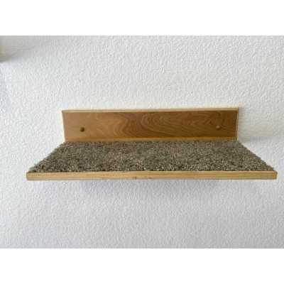 Wooden Handcrafted Cat Wall Shelves