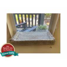 Extra Large Cat Window Tray Perch