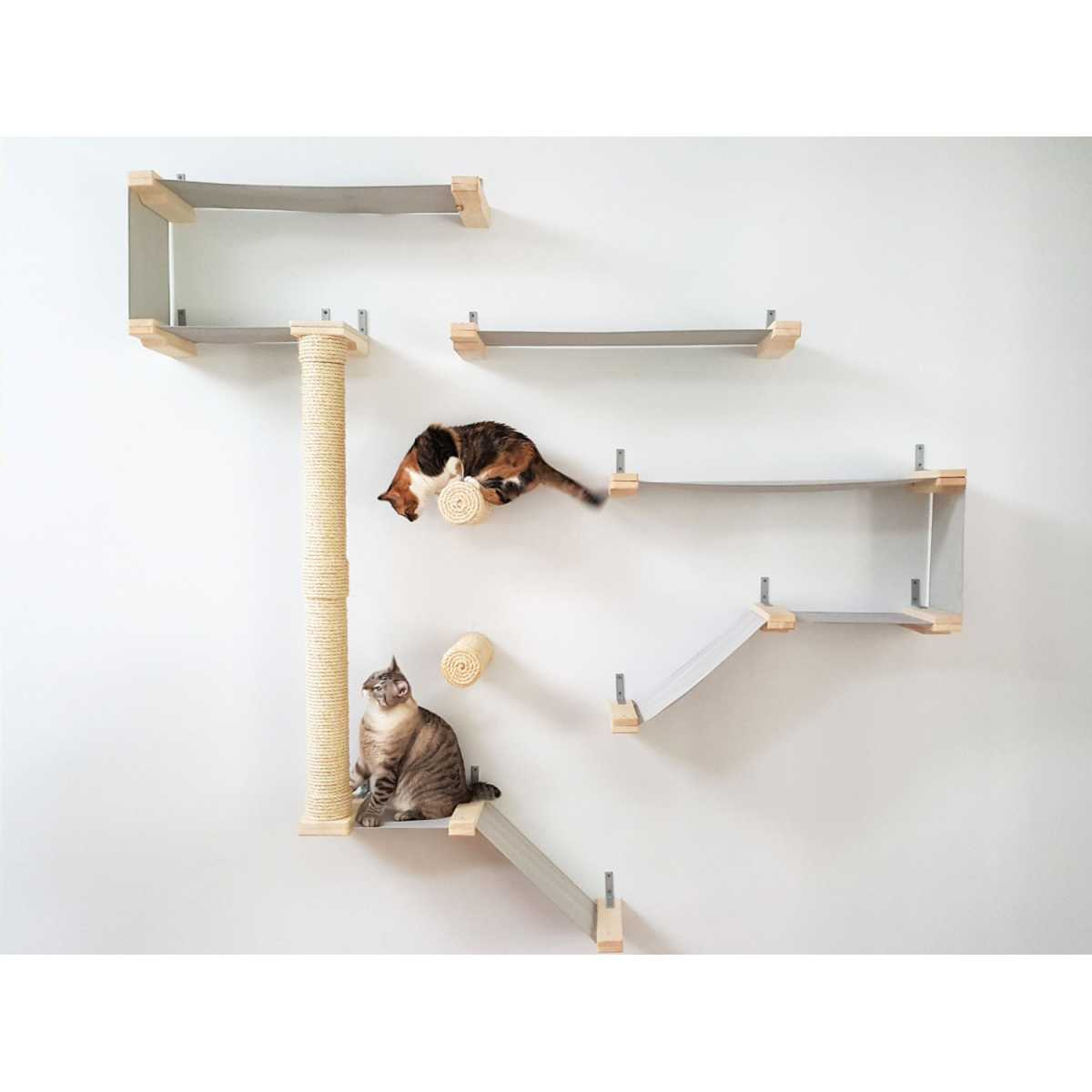 Catastrophicreations Thunderdome Wall Mounted Cat Hammock