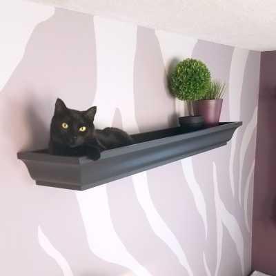 Cat Crown Wall Shelf Bed